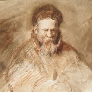 Portrait of an Old Man (Rembrandt's father), © Ashmolean Museum, University of Oxford