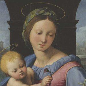 Raphael (1483 - 1520) The Garvagh Madonna