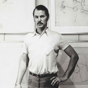 Armando in 1969, collectie RKD, foto Ida Sipora